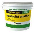 Weber pas silikát 2,0 mm rýhovaný