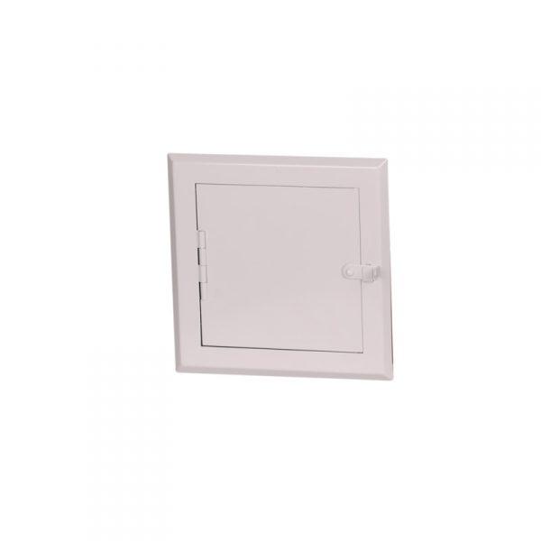 Komínová dvířka bílá BASIC - 140x140