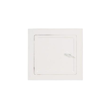 Komínová dvířka bílá - 140x140