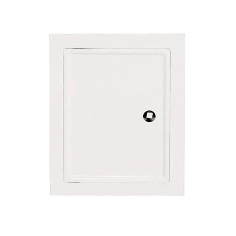 Komínová dvířka bílá - 155x205