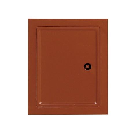 Komínová dvířka červená - 155x205