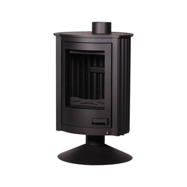 Krbová kamna MASTERFLAMME ® Piccolo II, černá