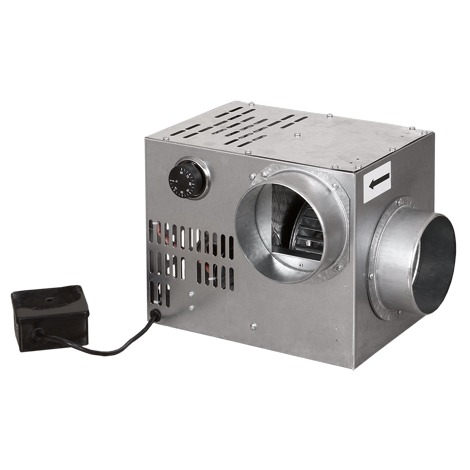 Krbový ventilátor 540