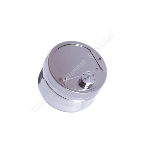 Regulátor komínového tahu kulatý 150 mm