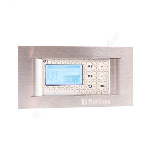 Automatická regulace hoření RT08G-OM2, 120mm, teplovzdušná se senzorem spalin