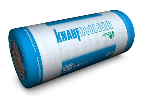 Knaufinsulation NatuRoll Pro 100 mm (7,44m2/bal)